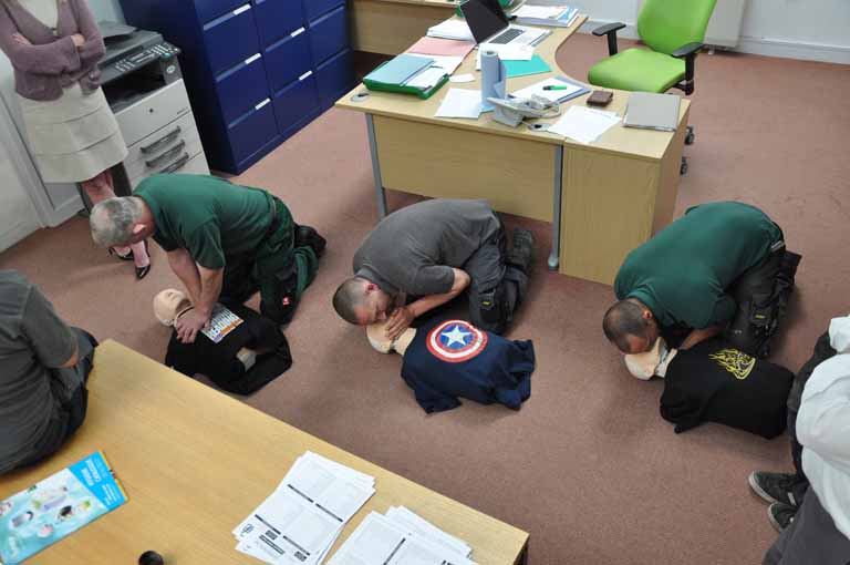 2. First Aid