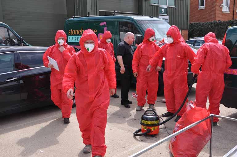 4. Asbestos training