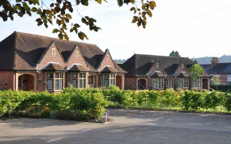 1. Almshouses