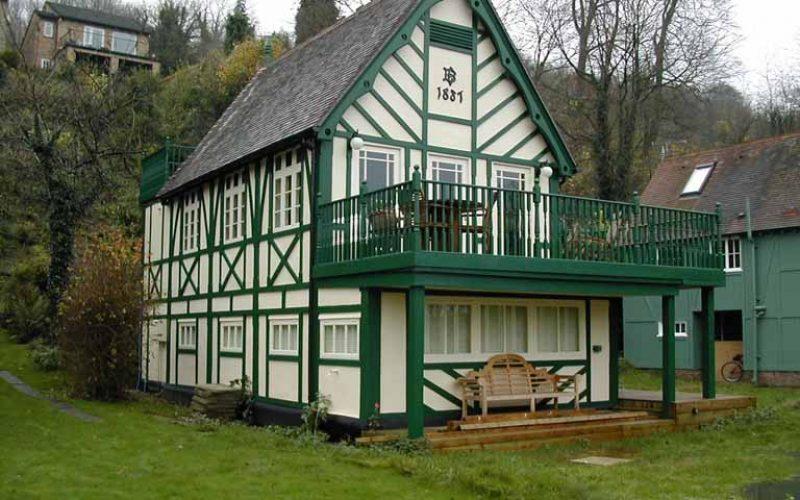 1. Boathouse