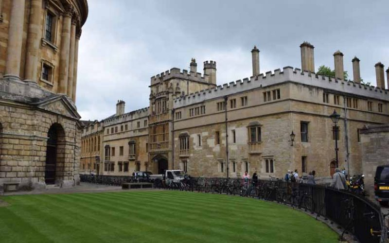1. Brasenose College, Oxford