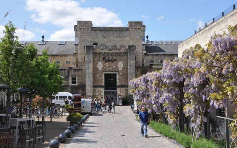 1. Oxford Castle
