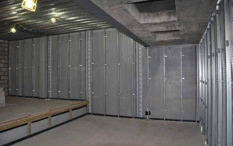 5. Cavity drain Membrane