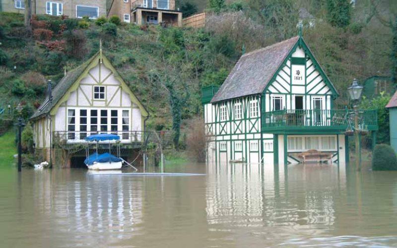 8. Boathouse