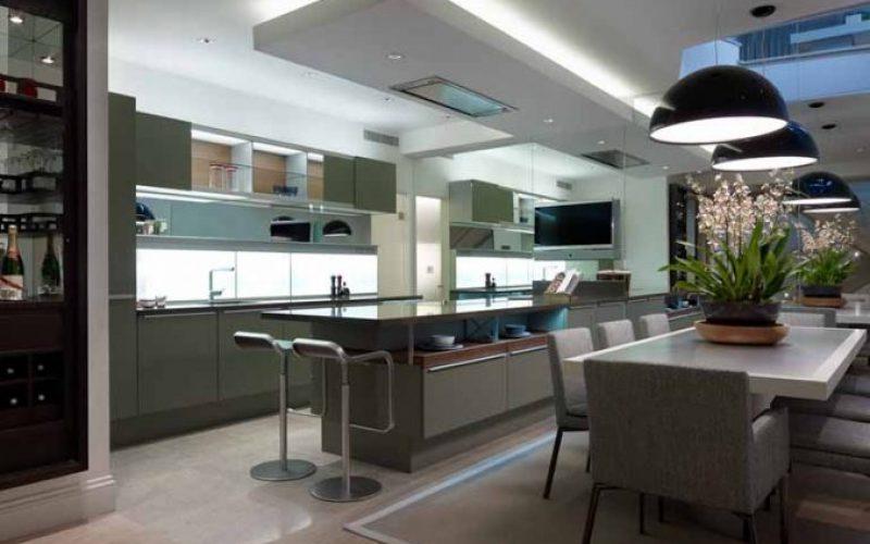 8. New kitchen